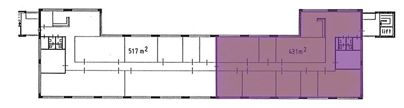 Unit 3 - 2e verdieping