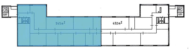 Unit 2 - 1e verdieping